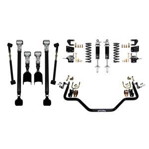 Detroit Speed Rear Speed Kit 3 64-66 A-Body Base Shocks (Stock Axle)