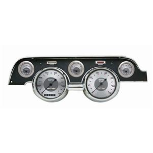 1967-1968 Ford Mustang Direct Fit Gauge All American MU67AW