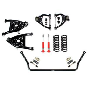 Detroit Speed Speed Kit 1 Front Suspension Kit 1973-1977 A-Body SBC LS