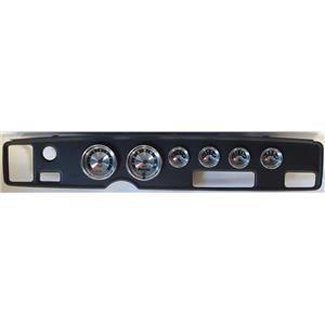 70-81 Firebird Black Dash Carrier w/Auto Meter American Muscle Gauges