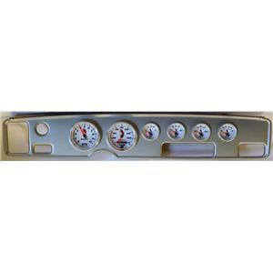 70-81 Firebird Silver Dash Carrier w/Auto Meter C2 Gauges