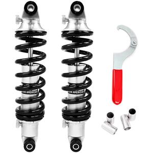 "Aldan American Coil-Over Kit Striker 17"" Ext Spring 300 lbs./in. BK A758300B"