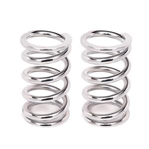 """Aldan American Coil-Over-Spring 450 lbs/in Rate 6"""" Length 2.5"""" Pair 6-450CH2"""