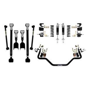 Detroit Speed Rear Speed Kit 3 68-72 A-Body Base Shocks (Stock Axle)