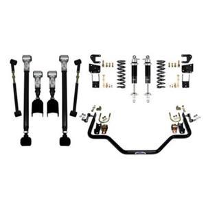 Detroit Speed Rear Speed Kit 3 68-72 A-Body Base Shocks (Moser Axle)