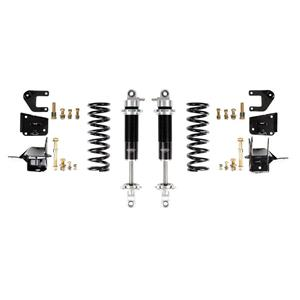 DSE 64-66 A-Body Rear Coilover Kit Double Adj Shocks Moser Rear Axle 0042413-D