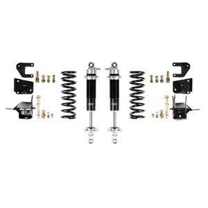 DSE 68-72 A-Body Rear Coilover Kit Double Adj Shocks Moser Rear Axle 0042412-D