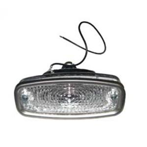 68 Camaro Standard / SS Park Turn Light Lamp Assembly (Excludes RS) Single