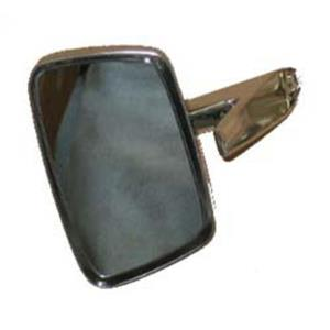 67-68 Ford Mustang Dummy Remote Style Mirror Passenger Side Right Hand  MI20-67R