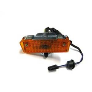 68-69 Nova Parking Lamp Assembly Turn Signal Amber Lens LH or RH PL02-68