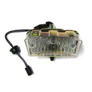 70 Nova Parking Lamp Assembly Turn Signal Clear Lens LH or RH PL02-70