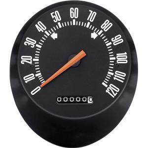 OER 1970 Challenger Dash Gauges Standard With Clock *RM4120