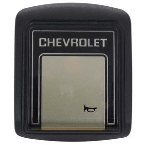OER 1978-91 Chevrolet Truck; Horn Cap; For Deluxe Steering Wheel 9761177