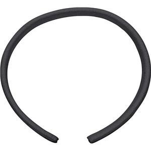 OER Snap On Double Lip Style Windlace (20 Foot Roll) - Black T5BLACK