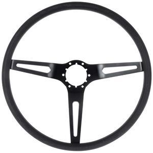 OER 1969-72 GM Comfort Grip Steering Wheel with Black Spokes - Various Models 153797