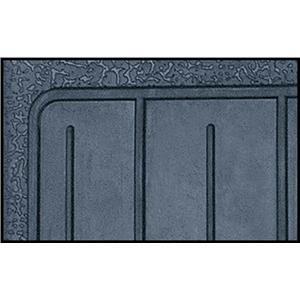 OER 62-64 Nova Black 2 Piece (Full Front / Full Rear) OE Style Rubber Floor Mat Set M62001