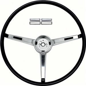 OER 1967 Chevy II/ Nova Super Sport Steering Wheel 9745764