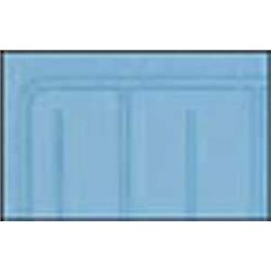 OER 62-64 Nova Light Blue 2 Piece Full Front Full Rear OE Style Rubber Floor Mat Set M62003