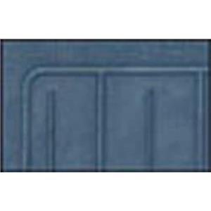 OER 62-64 Nova Dark Blue 2 Piece Full Front Full Rear OE Style Rubber Floor Mat Set M62012
