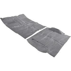 OER 73-77 Blazer 2 Wheel Drive Dark Gray Passenger Area Molded Cut Pile Carpet Set TB16147C1P