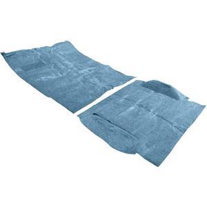 OER 1981-91 Blazer / Jimmy 4 Wheel Drive Blue Complete Molded Cut Pile Carpet Set TB17103C4C