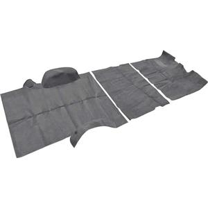 OER 73-74 Suburban 2WD W/ 4 Speed Dark Gray Passenger Area Cut Pile Carpet Set TN16147C3P