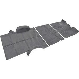 OER 1973-74 Suburban 4 Wheel Drive Dark Gray Complete Cut Pile Carpet Set TN16147C4C