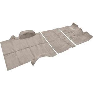 OER 79-80 Suburban 2WD W/ 4 Speed Medium Silver Passenger Area Cut Pile Carpet Set TN16268C3P