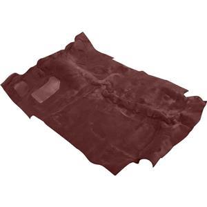 OER 83-93 Chevy S10 / GMC S15 Blazer 2 Dr Oxblood Passenger Area Cut Pile Carpet Set TY17175C2P
