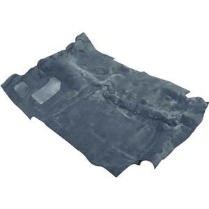 OER 1993 Chevy S10 / GMC S15 Blazer 4 Door Blue Passenger Area Cut Pile Carpet Set TY19176C4P