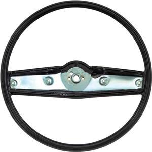OER 1969-70 Steering Wheel ; Black ; Standard Interior ; Various GM Models 3939731
