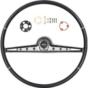 OER 1962 Impala Steering Wheel Kit ; Black *R62001