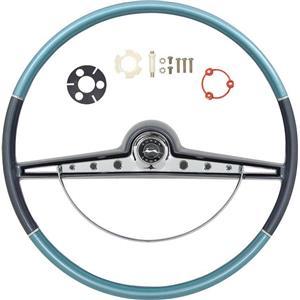 OER 1963 Impala Steering Wheel Kit ; Two Tone Blue ; Super Sport *R63013
