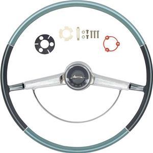 OER 1965 Impala Steering Wheel Kit ; Two Tone Blue *R65003