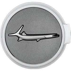 OER 1969 Barracuda Horn Cap Emblem 2950846