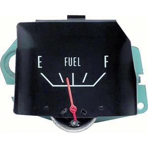 OER 1966-67 Chevy II / Nova Standard In Dash Fuel Gauge 6430436