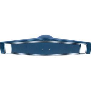 OER 1969-70 Steering Wheel Shroud ; Dark Blue 3961774