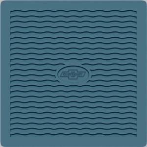 OER 55-56 Chevy Light Blue Factory Accessory Floor Mats w/ Chevy Bow Tie Logo M55003
