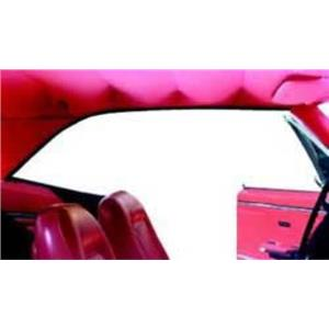 OER 1968-72 Nova Inner Side Headliner Molding, 2 Door Coupe, Pair 153707