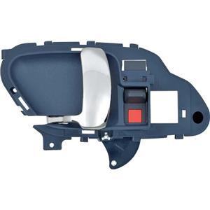 OER 95-02 GM C/K Truck Inner Door Handle - Chrome Lever w/ Blue Housing; LH 15708045CH
