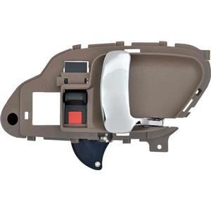OER 95-02 GM C/K Truck Inner Door Handle - Chrome Lever w/ Beige Housing; RH 15708048CH
