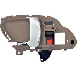 OER 95-02 GM C/K Truck Inner Door Handle - Chrome Lever w/ Brown Housing; LH 15708051CH