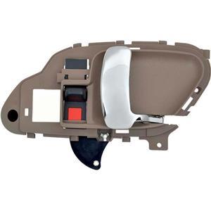 OER 95-02 GM C/K Truck Inner Door Handle - Chrome Lever w/ Brown Housing; RH 15708052CH