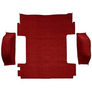 OER 1969-72 Blazer / Jimmy without CTS Maroon Cargo Area Molded Loop Carpet Set TB14115B1X