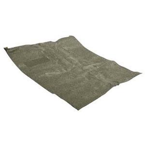 OER 1969-72 Blazer/Jimmy Low Hump Sandalwood Passenger Area Molded Loop Carpet Set TB14144B1P