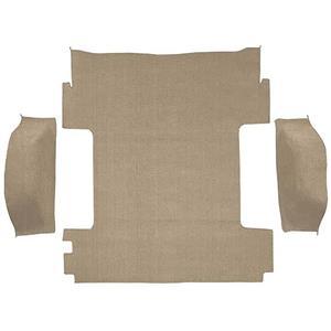 OER 1969-72 Blazer / Jimmy without CTS Sandalwood Cargo Area Molded Loop Carpet Set TB14144B1X