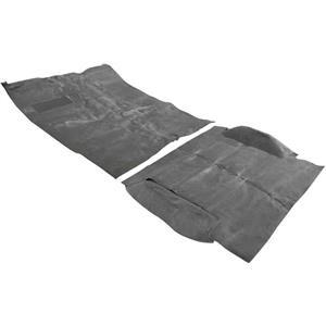 OER 73-74 Blazer / Jimmy 2 Wheel Drive Gunmetal Gray Complete Molded Loop Carpet Set TB16135B1C