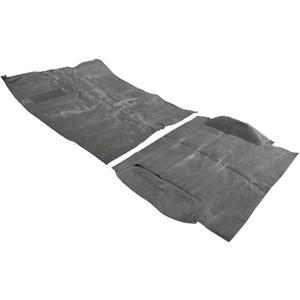 OER 1973-74 Blazer / Jimmy Gunmetal Gray Cargo Area Molded Loop Carpet TB16135B1X