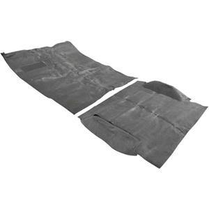 OER 73-74 Blazer 4 Wheel Drive Gunmetal Gray Passenger Area Molded Loop Carpet Set TB16135B4P