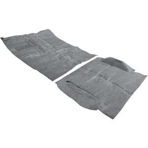 OER 78-80 Blazer 2 Wheel Drive Medium Gray Passenger Area Molded Cut Pile Carpet Set TB16225C1P